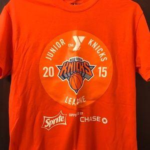 Junior Knicks League (2015) Orange Tee